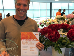 Highlighted image: Winnaar CNB Dutch Peony Award 2018!